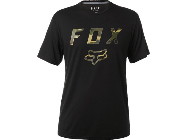 Fox Cyanide Squad Tech T-Shirt Herr svart